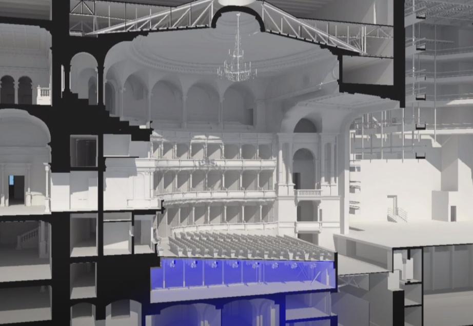 Az Operaház leendő akusztikájáról